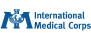 international medical corp logo