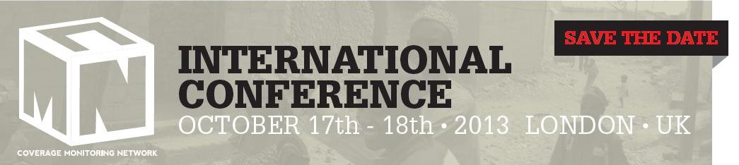 CMN International Conference Logo