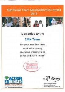 CMN certificate